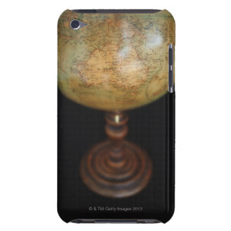 Close-up of antique globe iPod touch cover