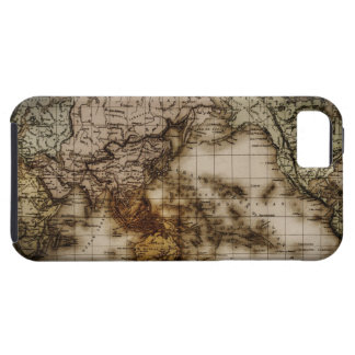 Close up of antique world map 6 case for the iPhone 5