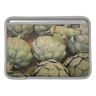 Close up of artichokes MacBook sleeve