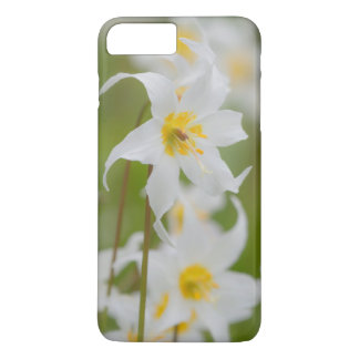 Close-up of avalanche lilies iPhone 8 plus/7 plus case