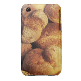 close-up of baked bread iPhone 3 Case-Mate cases