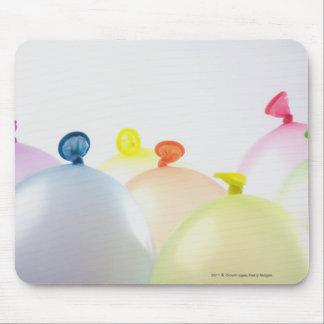 Close-up of balloons mouse mat