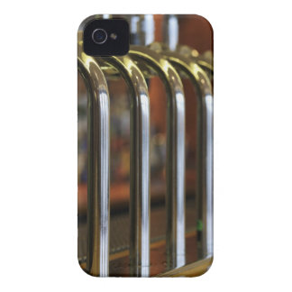 Close-up of bar taps iPhone 4 Case-Mate case
