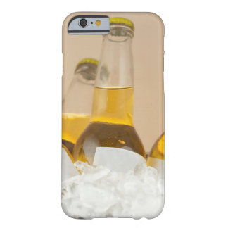 Close-up of beer bottles in ice barely there iPhone 6 case