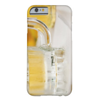 Close up of beer in glass barely there iPhone 6 case