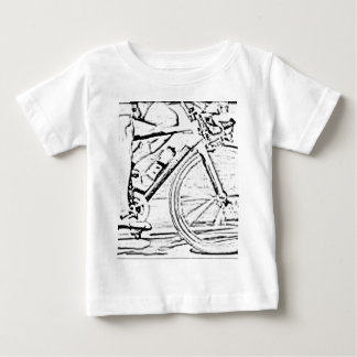Close up of bike baby T-Shirt