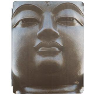 Close-up of Buddha statue iPad Cover