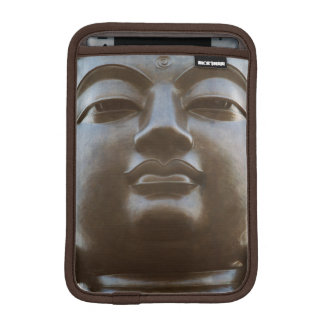Close-up of Buddha statue iPad Mini Sleeve
