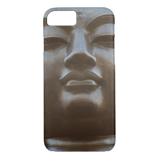 Close-up of Buddha statue iPhone 7 Case