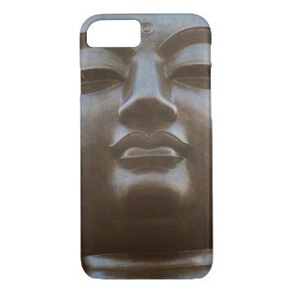 Close-up of Buddha statue iPhone 8/7 Case