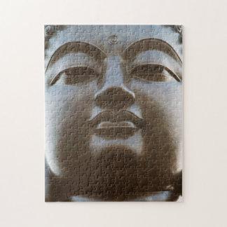 Close-up of Buddha statue Jigsaw Puzzle