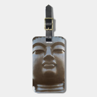Close-up of Buddha statue Luggage Tag
