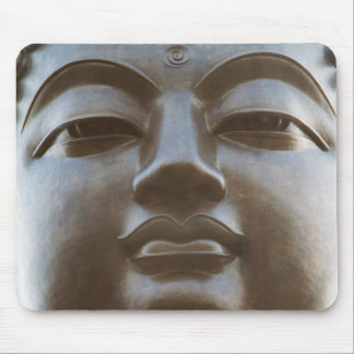 Close-up of Buddha statue Mouse Mat