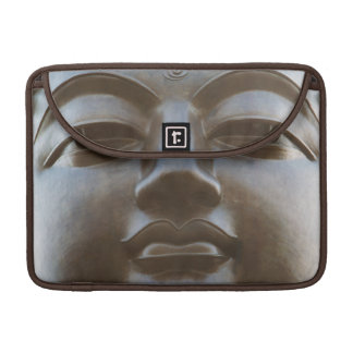Close-up of Buddha statue Sleeve For MacBook Pro