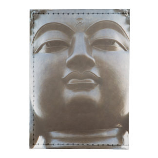 Close-up of Buddha statue Tyvek® Card Wallet