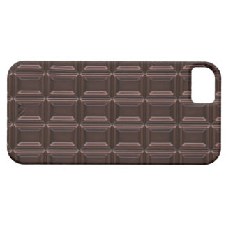 Close-up of chocolate bar barely there iPhone 5 case