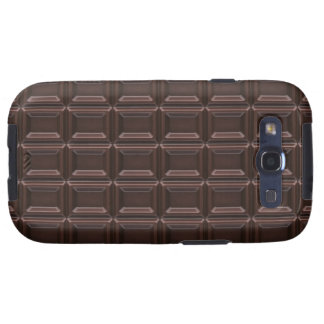 Close-up of chocolate bar samsung galaxy SIII cases