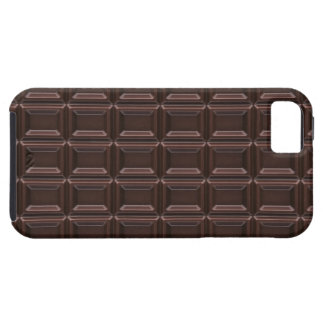 Close-up of chocolate bar iPhone 5 case