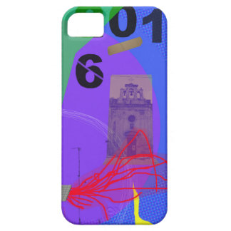 Close-up of Conflicted Intimacy Number 02 iPhone 5 Cover