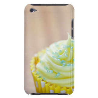 Close up of cup cake showing decoration barely there iPod covers