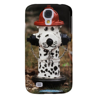 Close-Up of Fire Hydrant Galaxy S4 Case