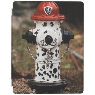 Close-Up of Fire Hydrant iPad Cover
