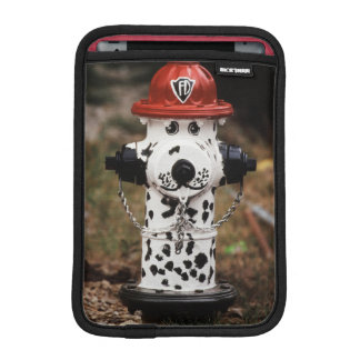 Close-Up of Fire Hydrant iPad Mini Sleeve