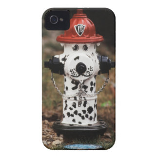 Close-Up of Fire Hydrant iPhone 4 Cover