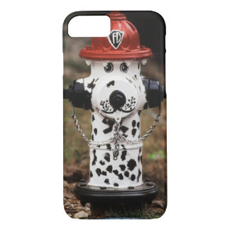 Close-Up of Fire Hydrant iPhone 7 Case