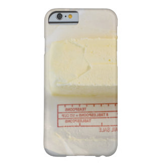 Close-up of fresh butter barely there iPhone 6 case