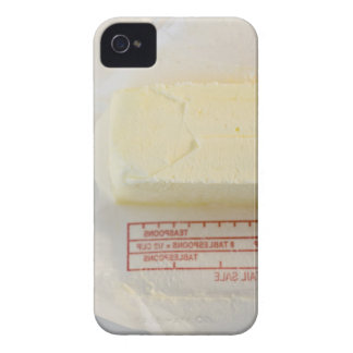 Close-up of fresh butter Case-Mate iPhone 4 cases