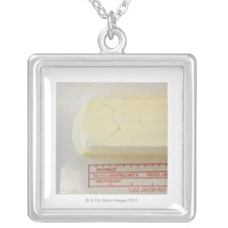Close-up of fresh butter jewelry