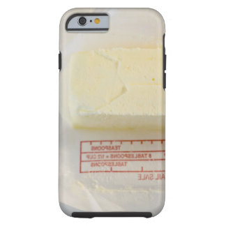 Close-up of fresh butter tough iPhone 6 case
