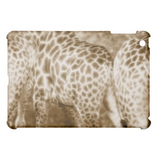 Close-Up of Giraffes Kruger National Park South iPad Mini Covers