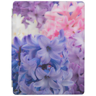 Close-up of Hyacinth plant iPad Cover