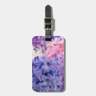 Close-up of Hyacinth plant Luggage Tag