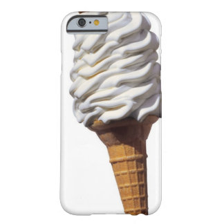 Close-up of ice cream barely there iPhone 6 case