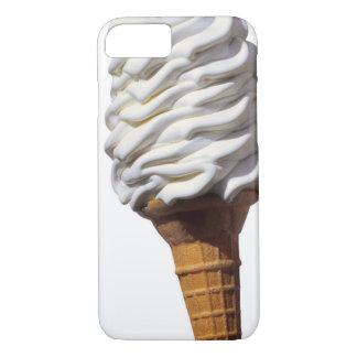 Close-up of ice cream iPhone 8/7 case