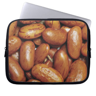 Close-up of kidney beans laptop sleeve