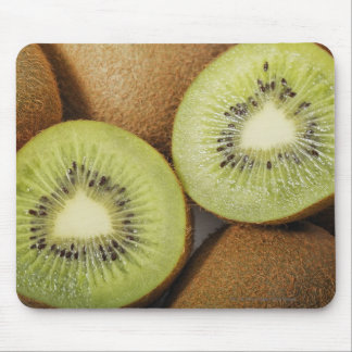 Close-up of kiwi fruits 2 mouse pad
