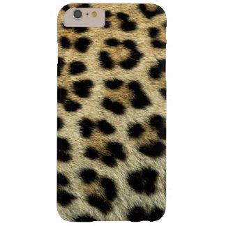Close up of Leopard spots, Africa Barely There iPhone 6 Plus Case