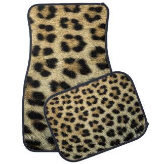 Close up of Leopard spots, Africa Car Mat