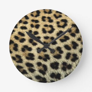 Close up of Leopard spots, Africa Round Clock