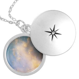 Close-Up of M27, the Dumbbell Nebula Necklace
