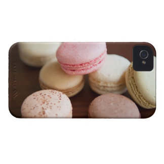 Close up of Macaroons iPhone 4 Case-Mate Case