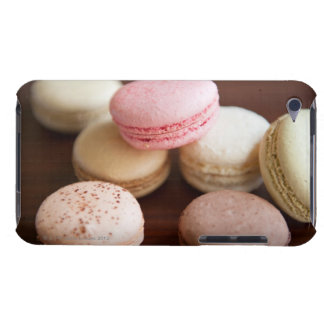 Close up of Macaroons iPod Touch Case-Mate Case