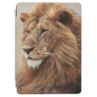 Close-up of male Lion iPad Air Cover