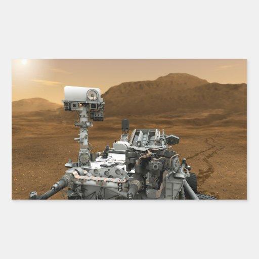 Close-up of Mars Curiosity Rover | Zazzle