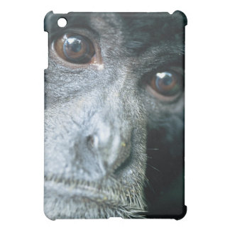 Close-up of monkey case for the iPad mini