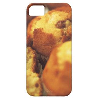 close-up of muffins (blurred) iPhone 5 case